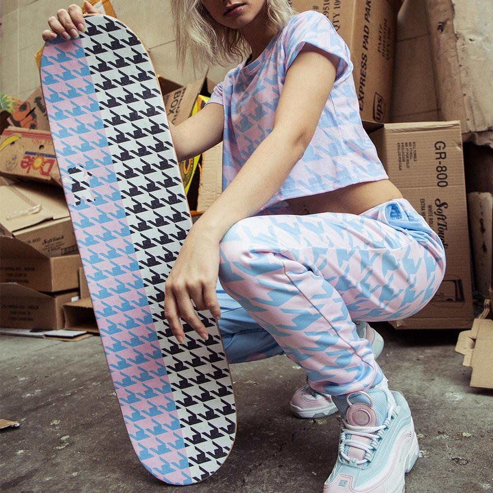 SKATEMOSSS GRIZZLY VICTORIA TAYLOR