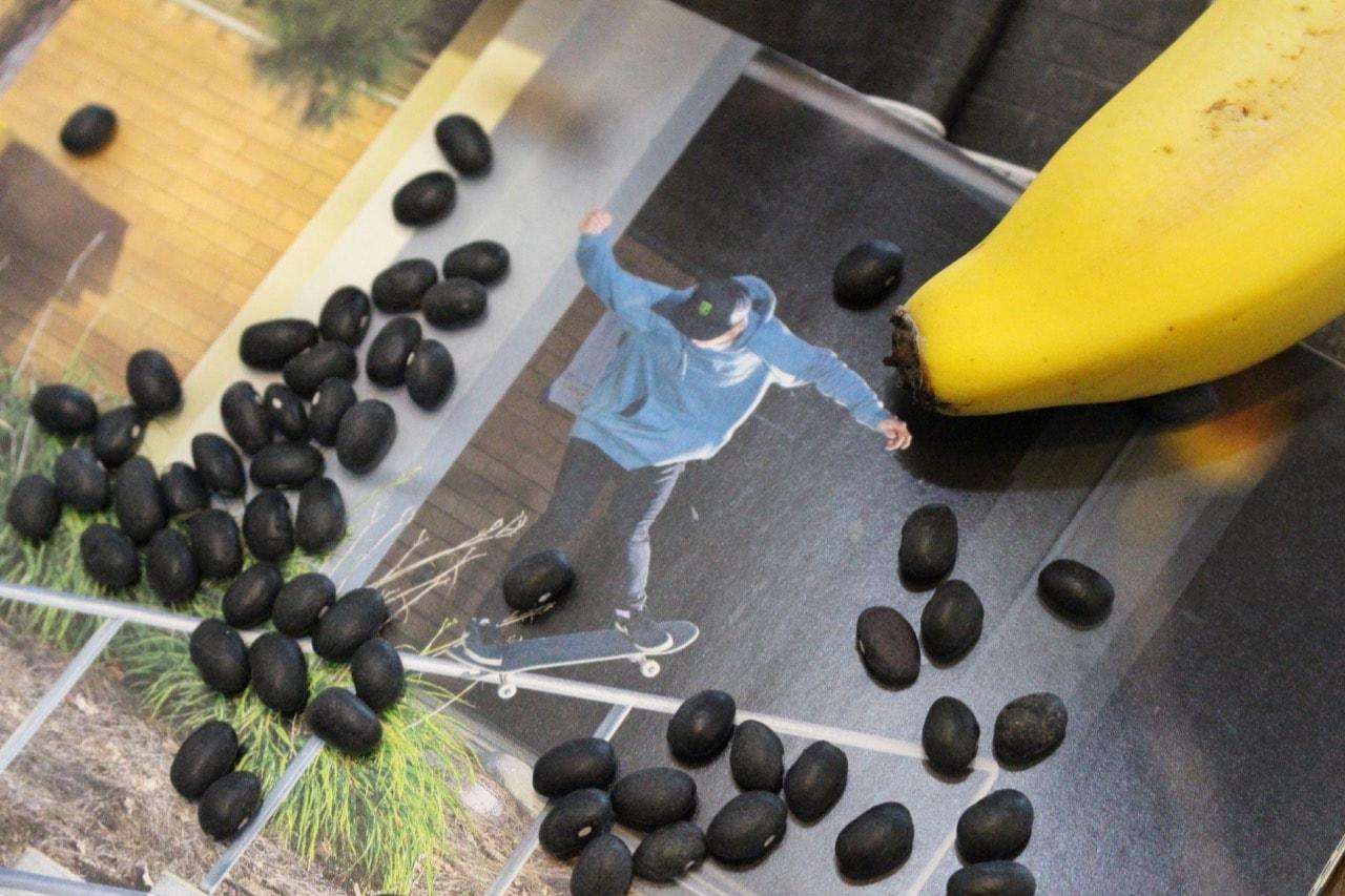 NYJAH FADE TO BLACK BEAN SHAKE: SALAD GRINDS & BEAN PLANTS #62