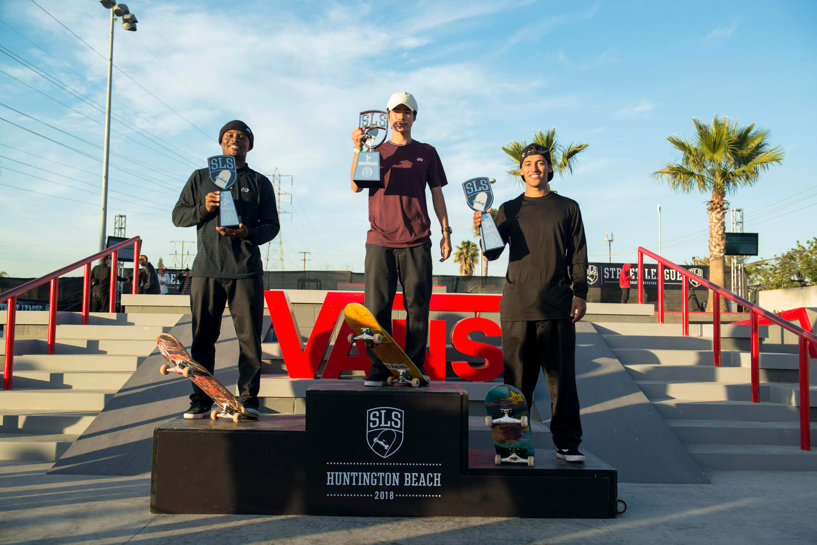YUTO HORIGOME PULLS OFF THE STREET LEAGUE 3-PEAT