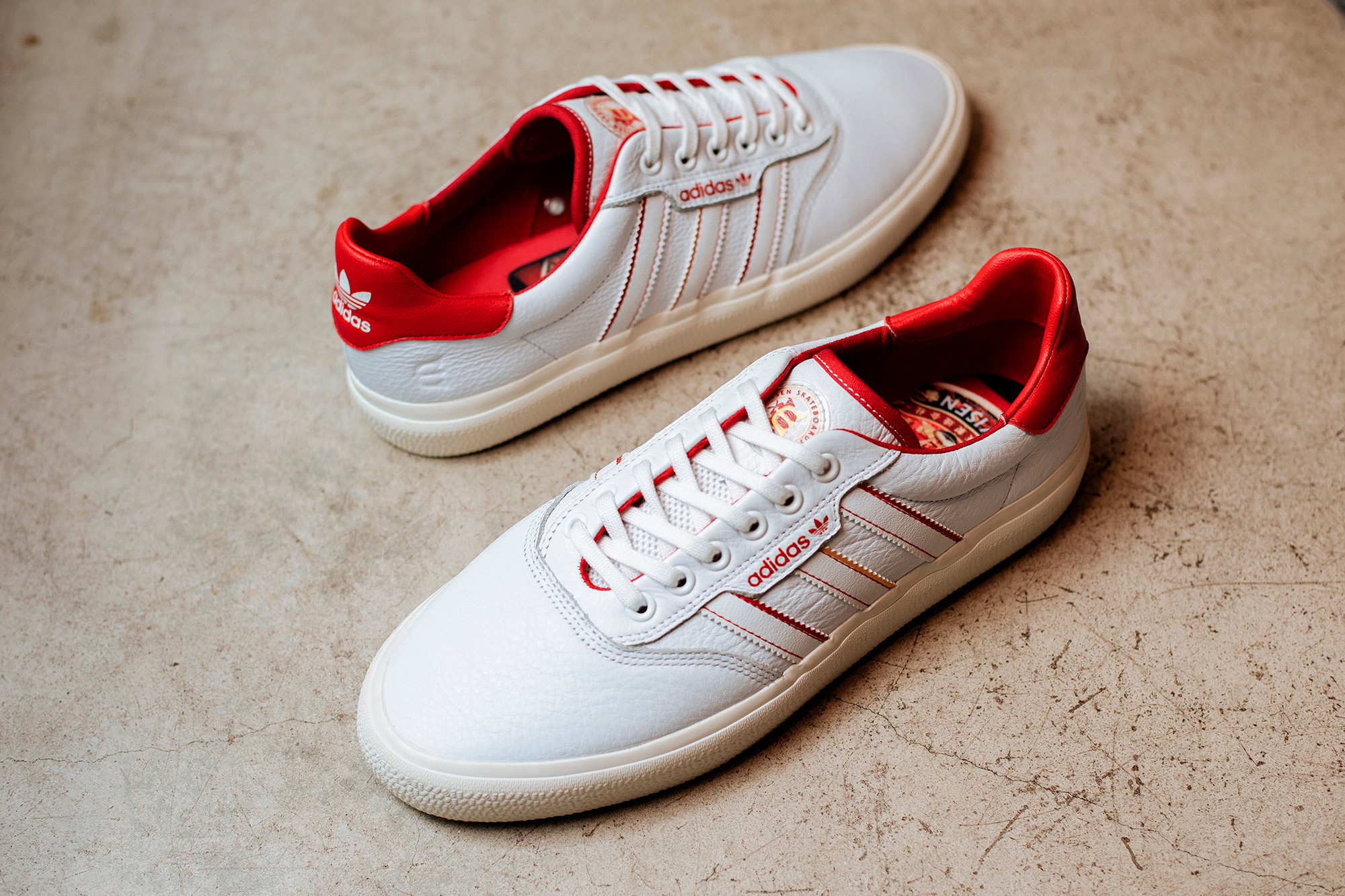 ADIDAS TEAMS UP WITH JAPAN'S EVISEN