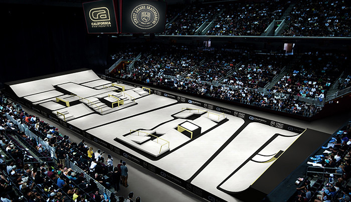 street league rio course