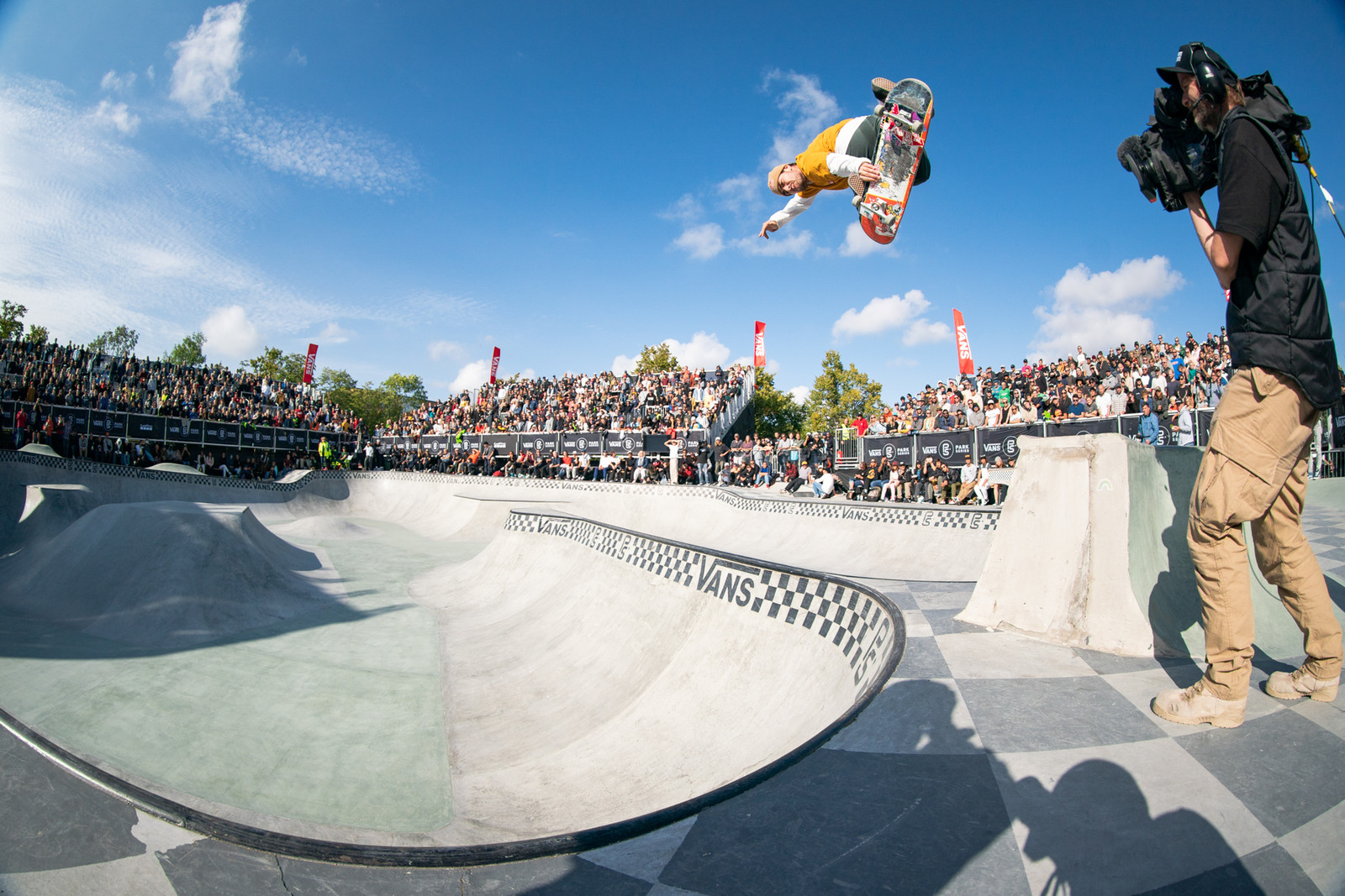 VANS PARK SERIES 2019 PRO TOUR SEASON ANNOUNCED