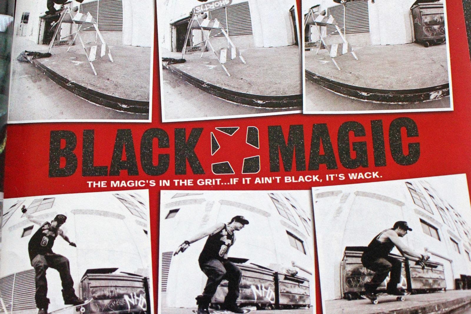 BLACK MAGIC SOUP: SALAD GRINDS & BEAN PLANTS #69