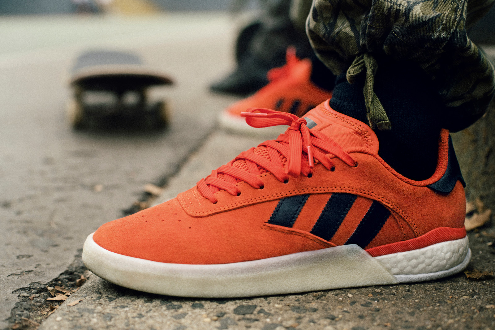 ADIDAS SKATEBOARDING'S 3ST.004 IS INSPIRED BY TYSHAWN JONES