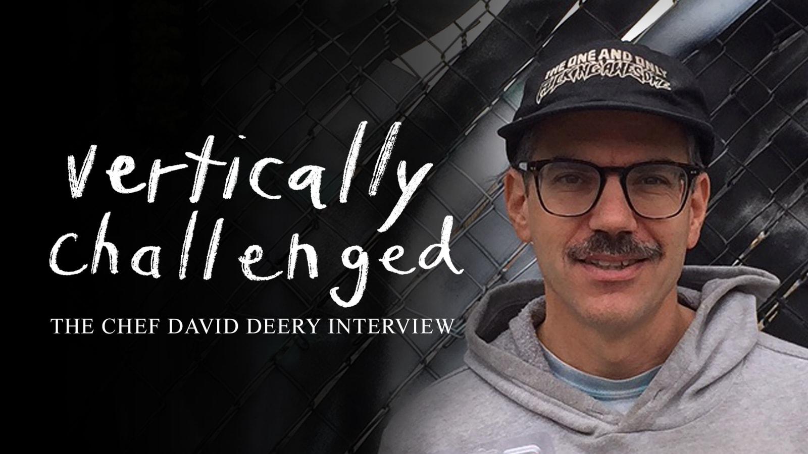 david deery vert challenge skateboarding pizza chef