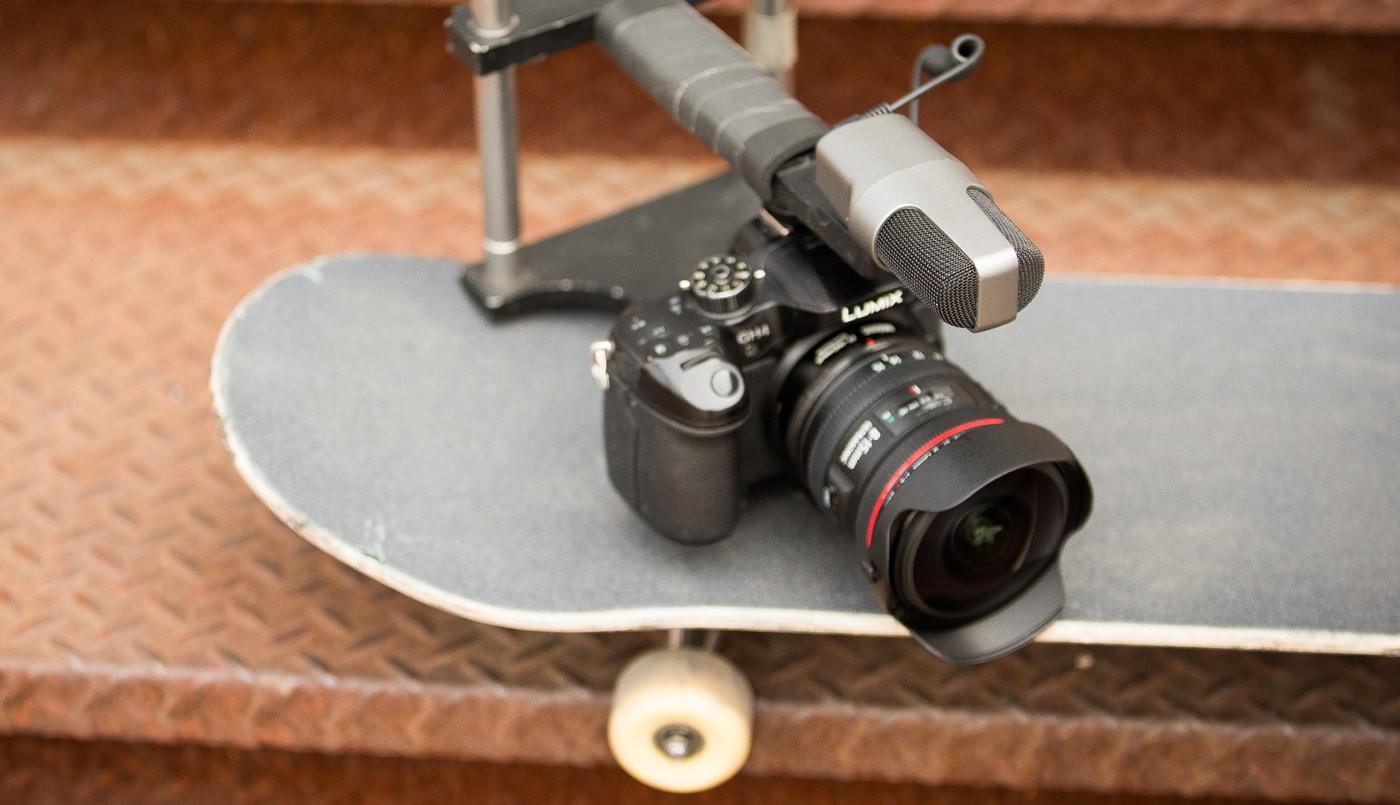 Wooden Camera vx Mic 1.1