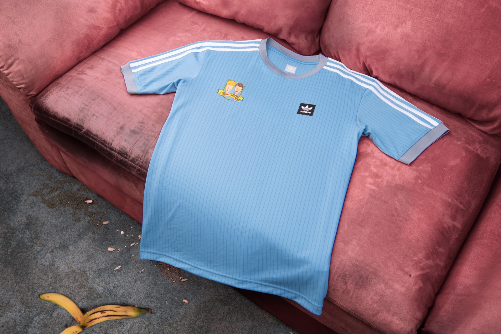 ADIDAS DROPS A SECOND BEAVIS AND BUTT-HEAD SKATE COLLECTION (…COOL)