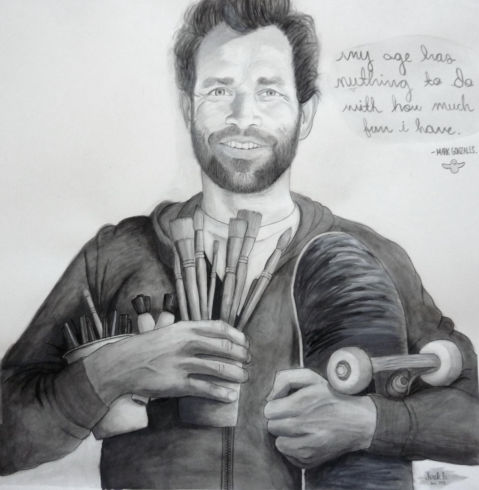 ARTIST OF THE WEEK: DEREK BRENNAN