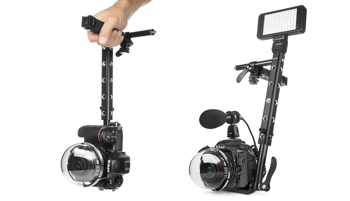 TADASHI t-handle camera tech