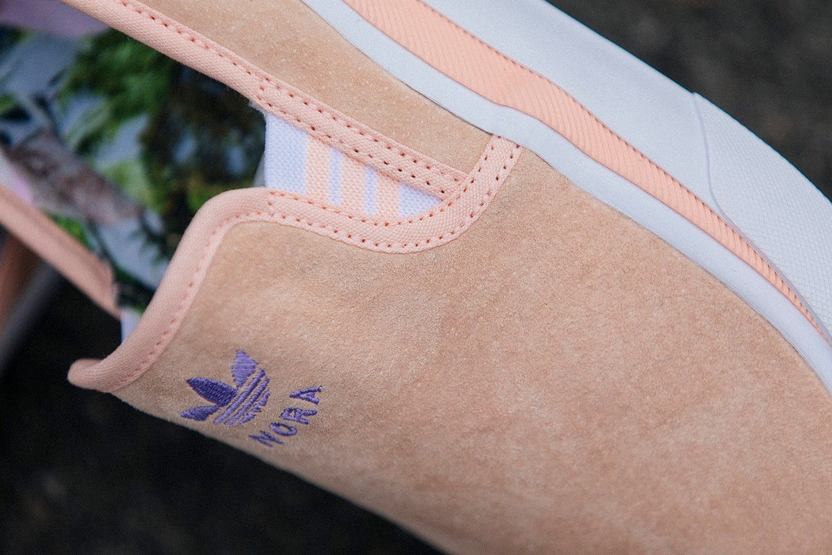 ADIDAS SKATEBOARDING REVEALS THE SABALO SLIP X NORA