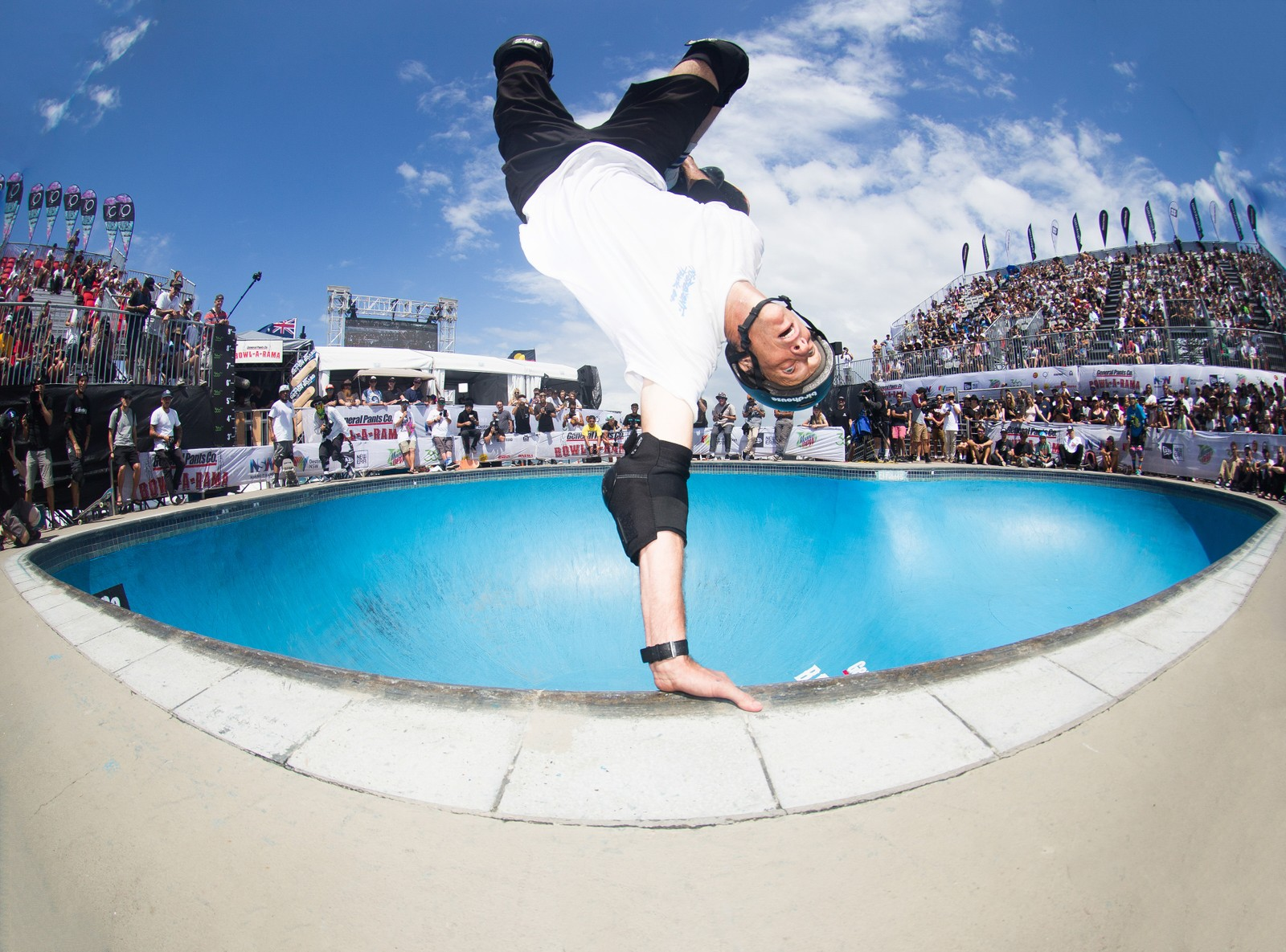 TONY HAWK TO BE STAR COMMENTATOR FOR THIS YEAR'S VANS PARK SERIES