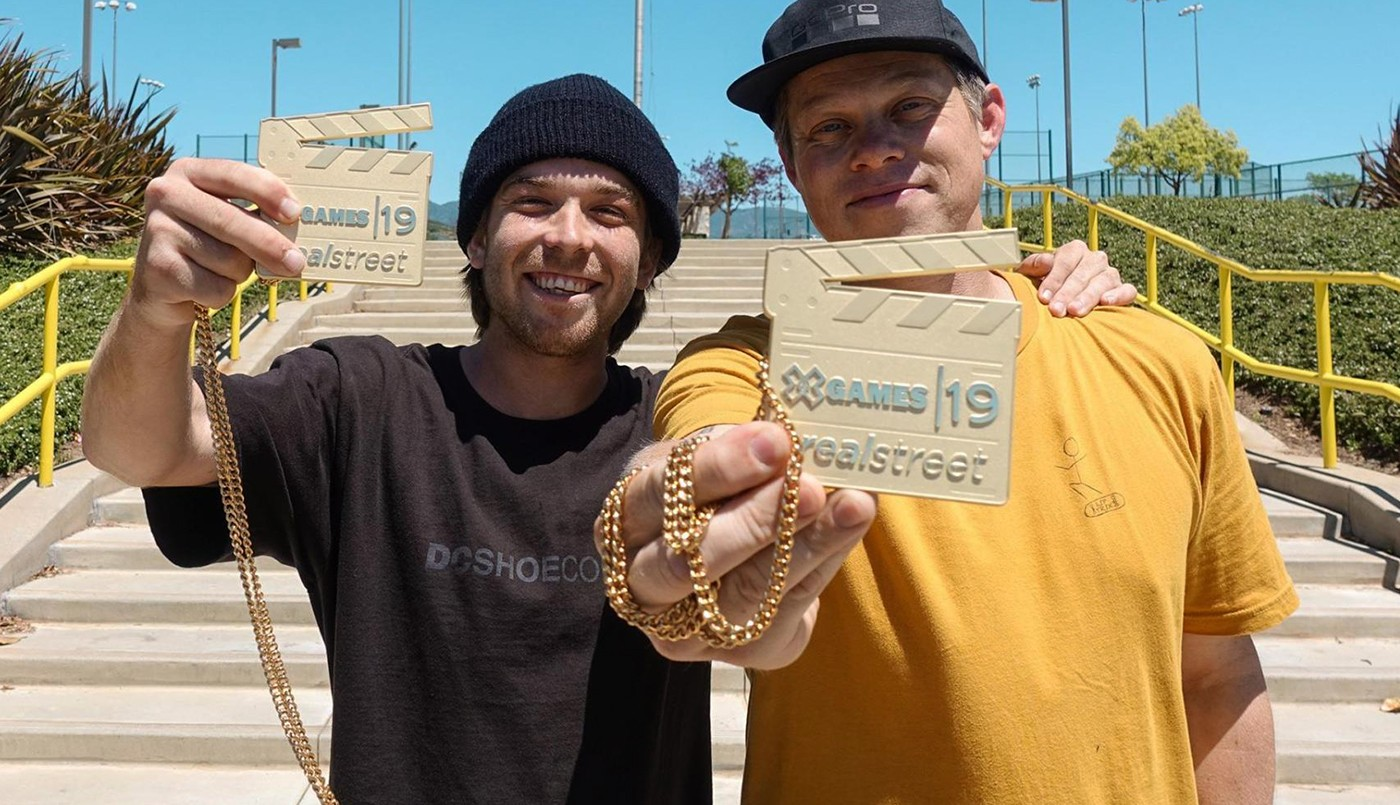 CHASE WEBB IS VOTED AS THE X GAMES 'REAL STREET 2019' WINNER