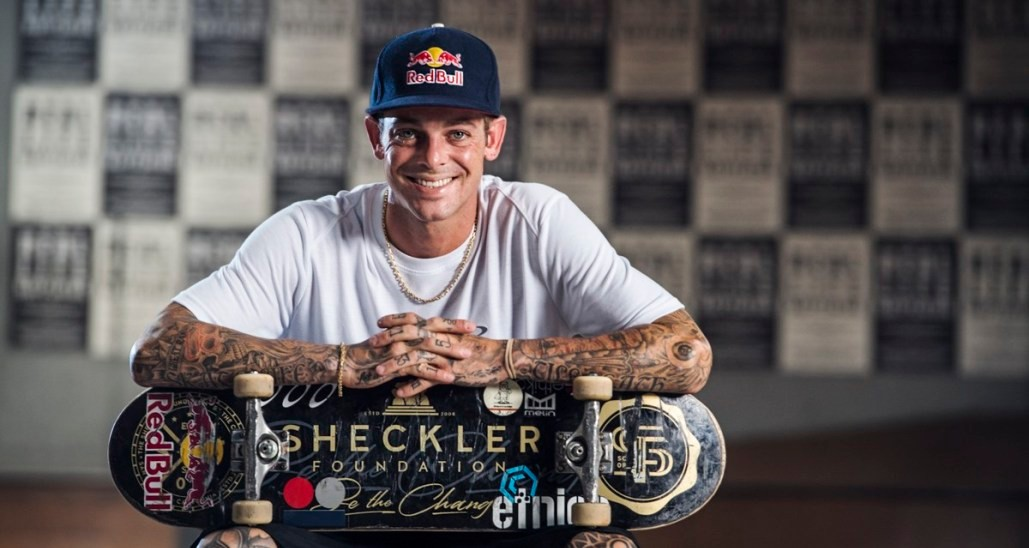 THE SHECKLER FOUNDATION TEAMS UP WITH THE HAROLD HUNTER FOUNDATION FOR 10TH 'SKATE FOR A CAUSE'