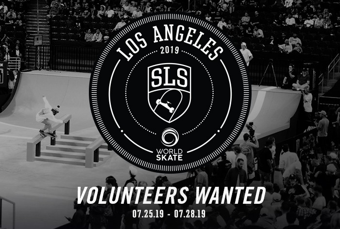 STREET LEAGUE NEEDS VOLUNTEERS TO WORK AT THIS YEAR'S LOS ANGELES STOP
