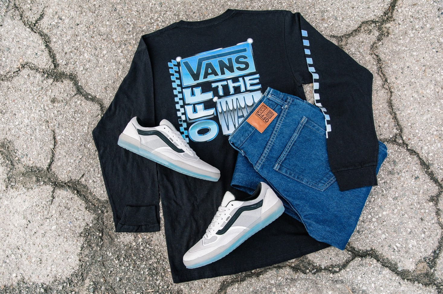 VANS INTRODUCES ANTHONY VAN ENGELEN'S NEW SHOE & APPAREL COLLECTION