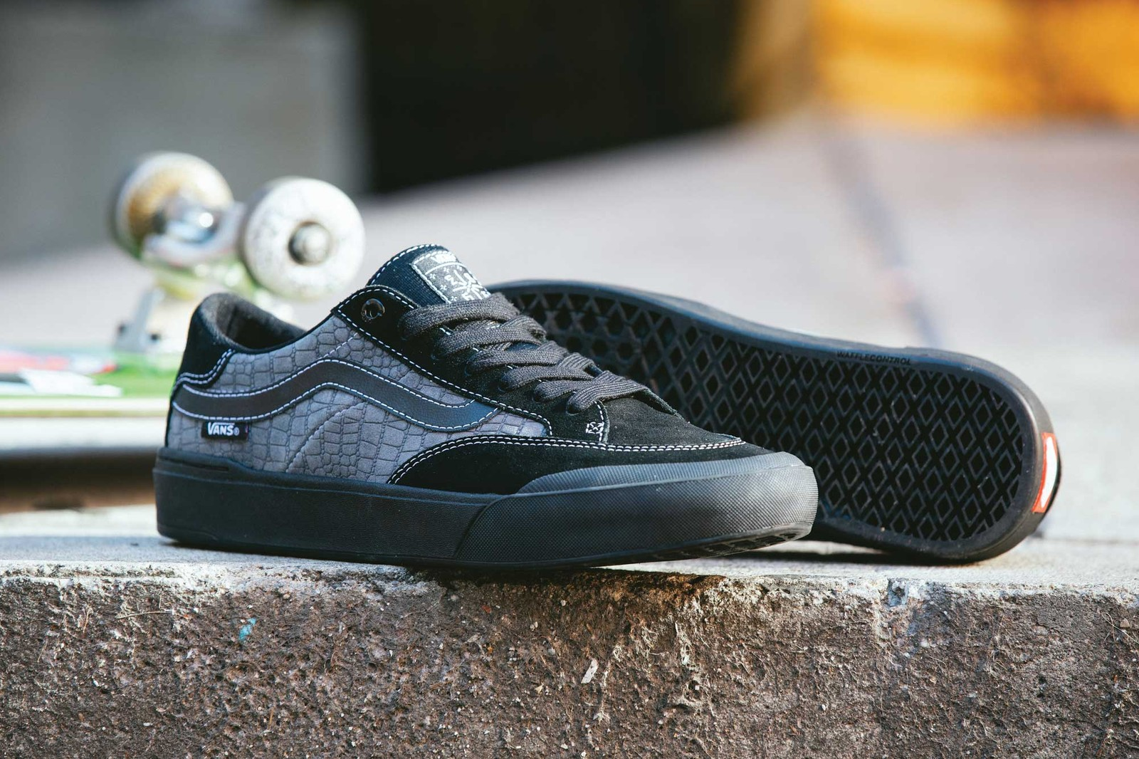 VANS REINTRODUCES CLASSIC 1988 COLORWAY WITH THE BERLE PRO UPDATE