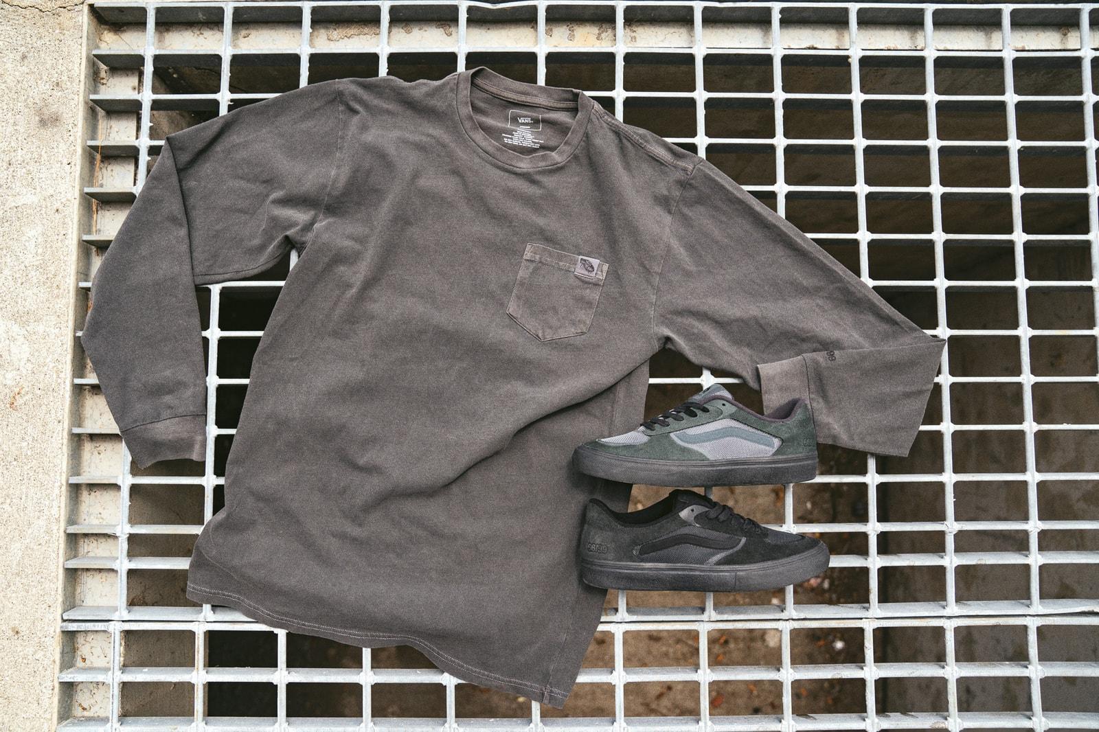 VANS RELEASES ROWLEY RAPIDWELD PRO LTD—INSPIRED BY '90S FOOTWEAR DESIGN