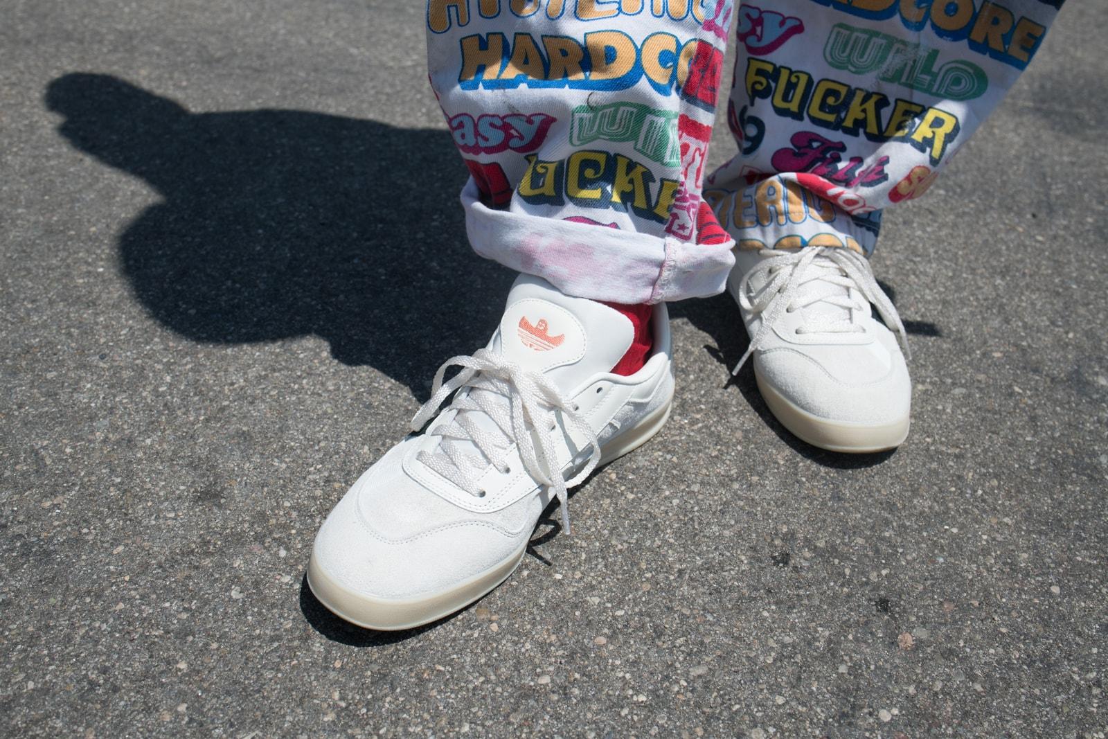 Adidas' 'Aloha Super Wallenberg' Shoe Commemorates Mark Gonzales's Historic 'Video Days' Part