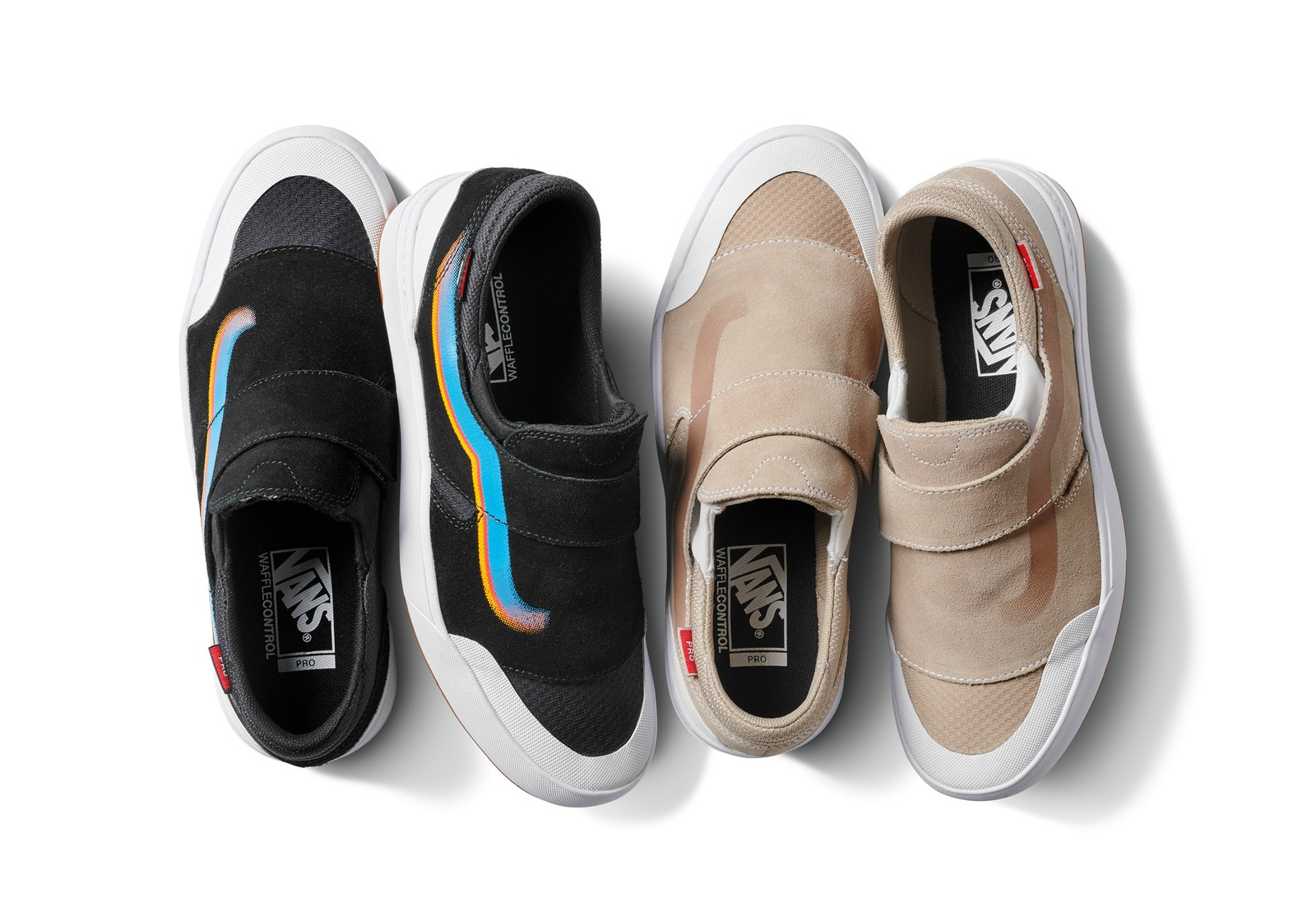 Vans Releases Slip-On Exp Pro Shoe With WaffleControl Sole