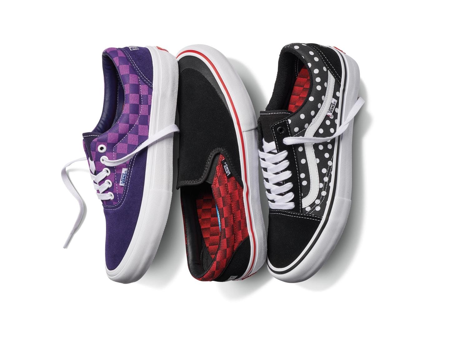 Zorilla, Sylla & Dollin Unveil Vans x Baker Holiday Collection