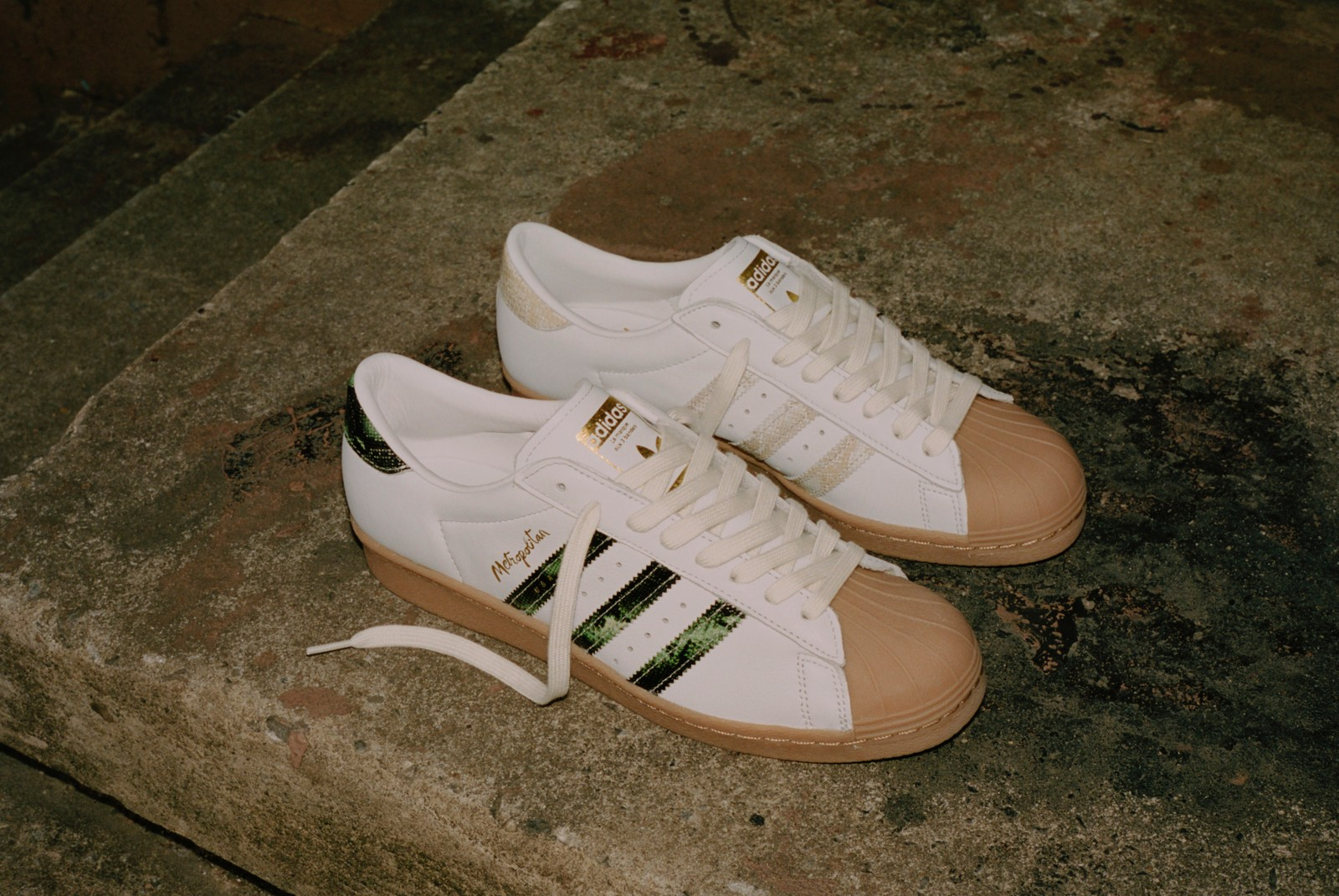 Adidas Teams Up With Metropolitan For Shelltoe Superstar Collab