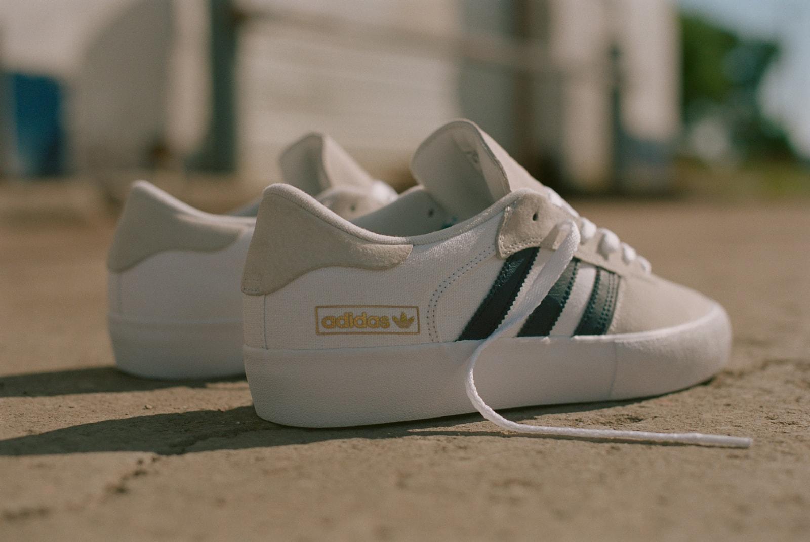 Adidas & Shin Sanbongi Introduce 'The Matchbreak Super'