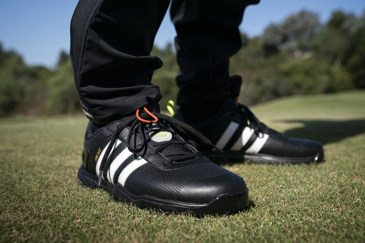 Adidas' Palace Golf Collection Video Features World-Class Golfer Dustin Johnson