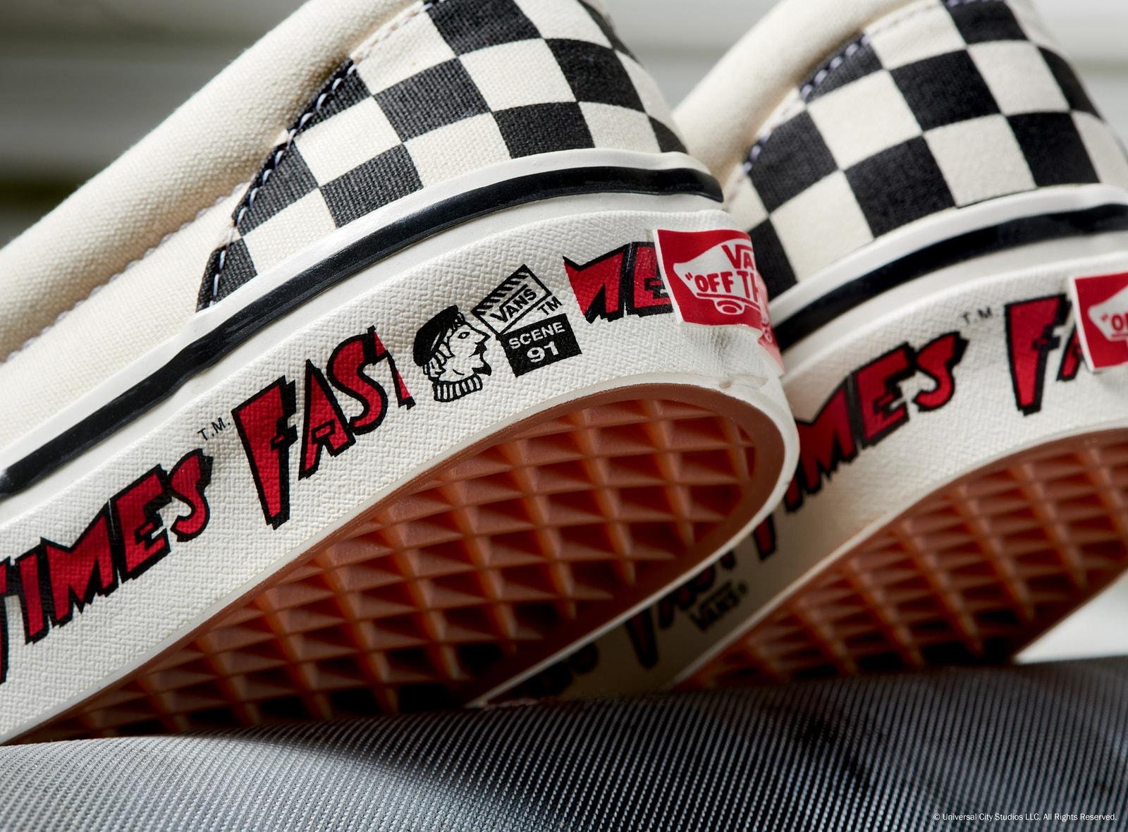 Vans Will Reissue 'Fast Times At Ridgemont High' Classic Slip-On Next Month