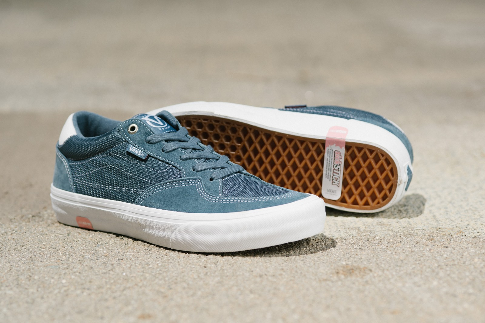 Vans Introduces Rowan Zorilla's First Signature Pro Shoe