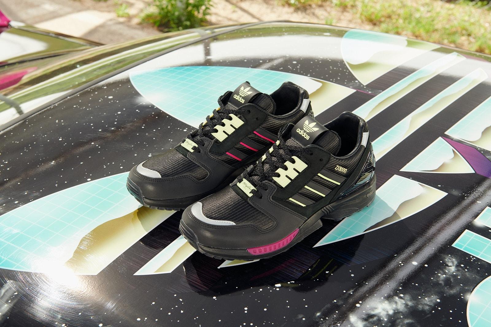 Adidas & Metropolitan Reveal '90s Drift Culture Tech Pack