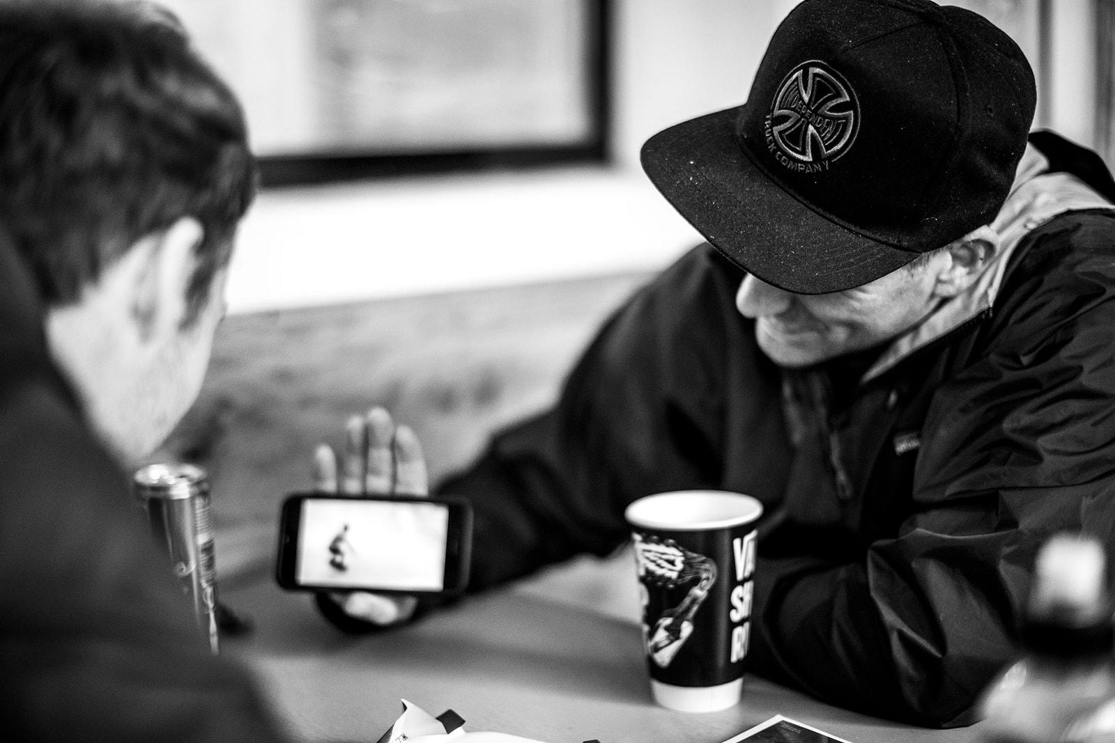 John Cardiel Interviewed By 'Vague Mag'
