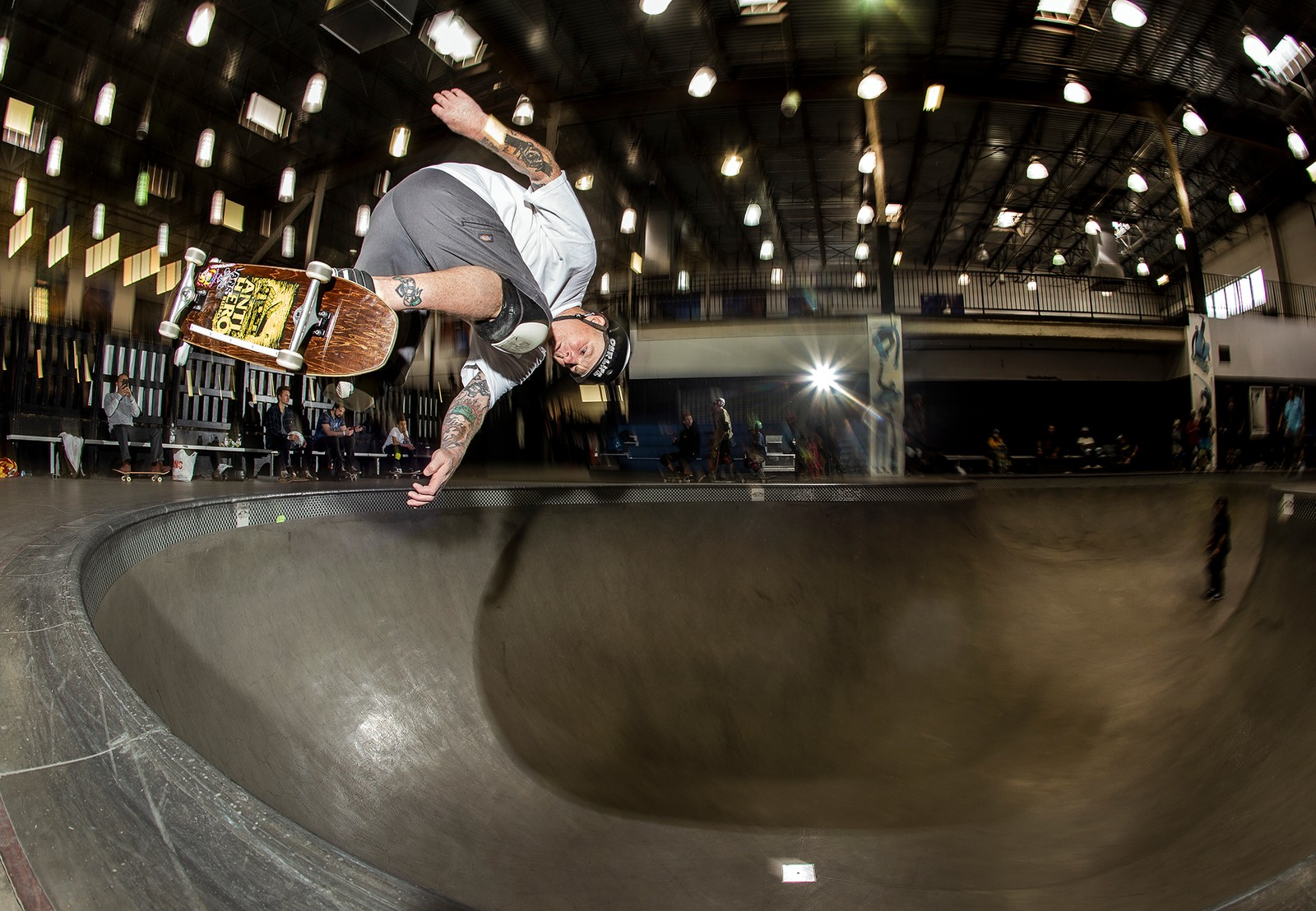 Jeff Grosso R.I.P.—Photos By Dave Swift