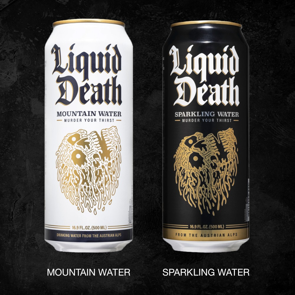 Liquid Death Will Pay Your Rent For 6 Months—Just 'Murder Your House'