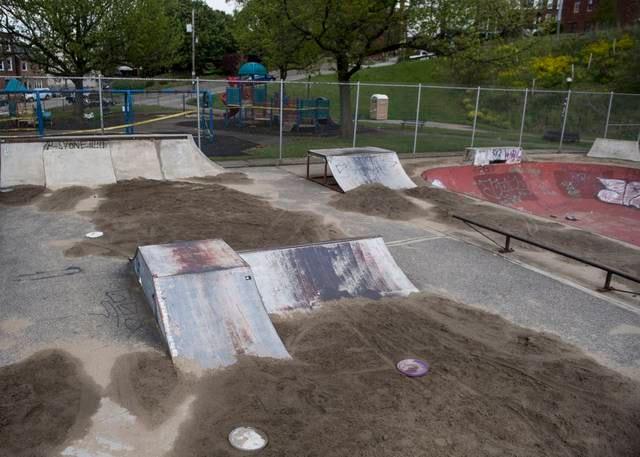 Pittsburgh Copycats San Clemente Sandpit Skatepark Strategy