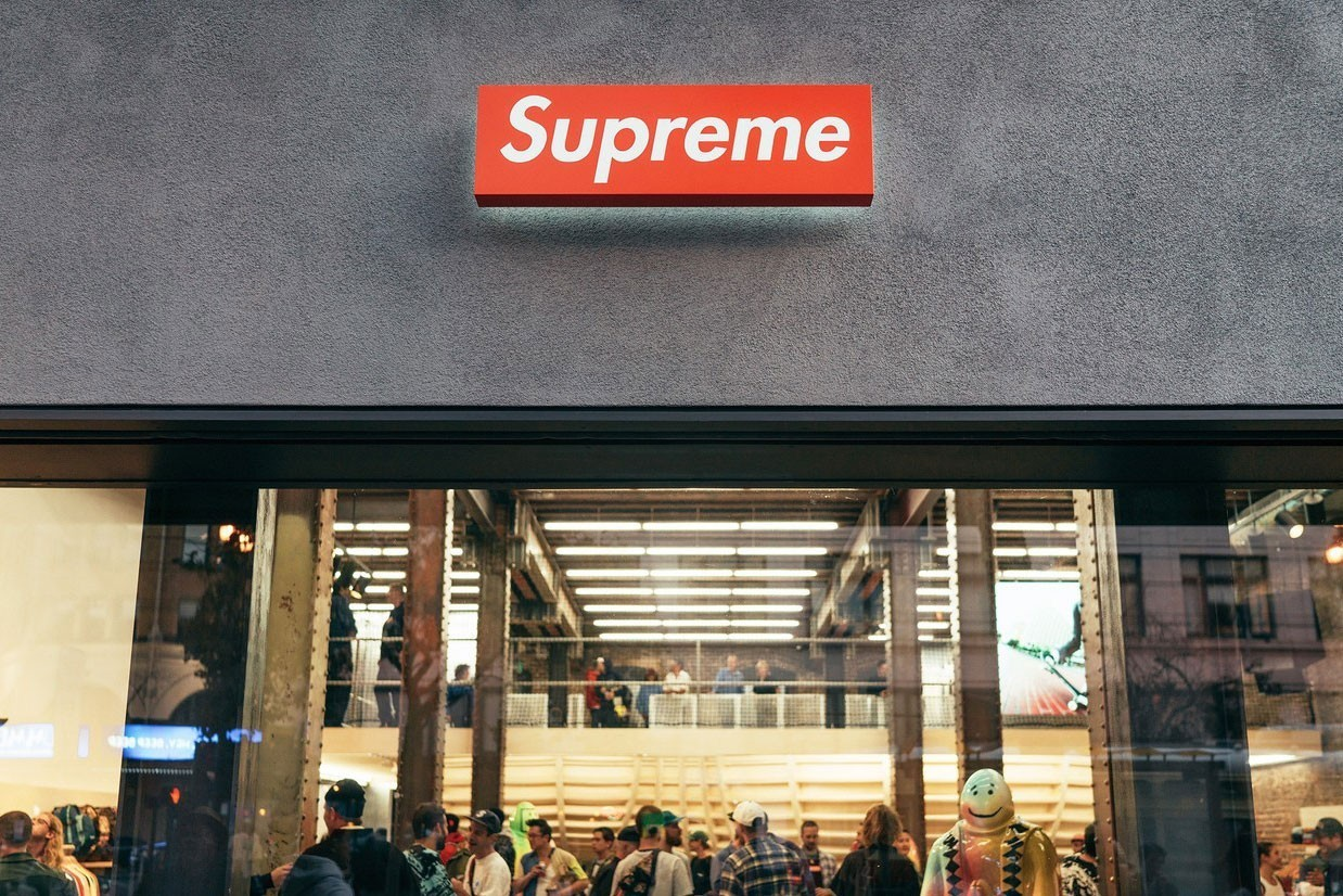 VF Corp Announces Plans To Purchase Supreme