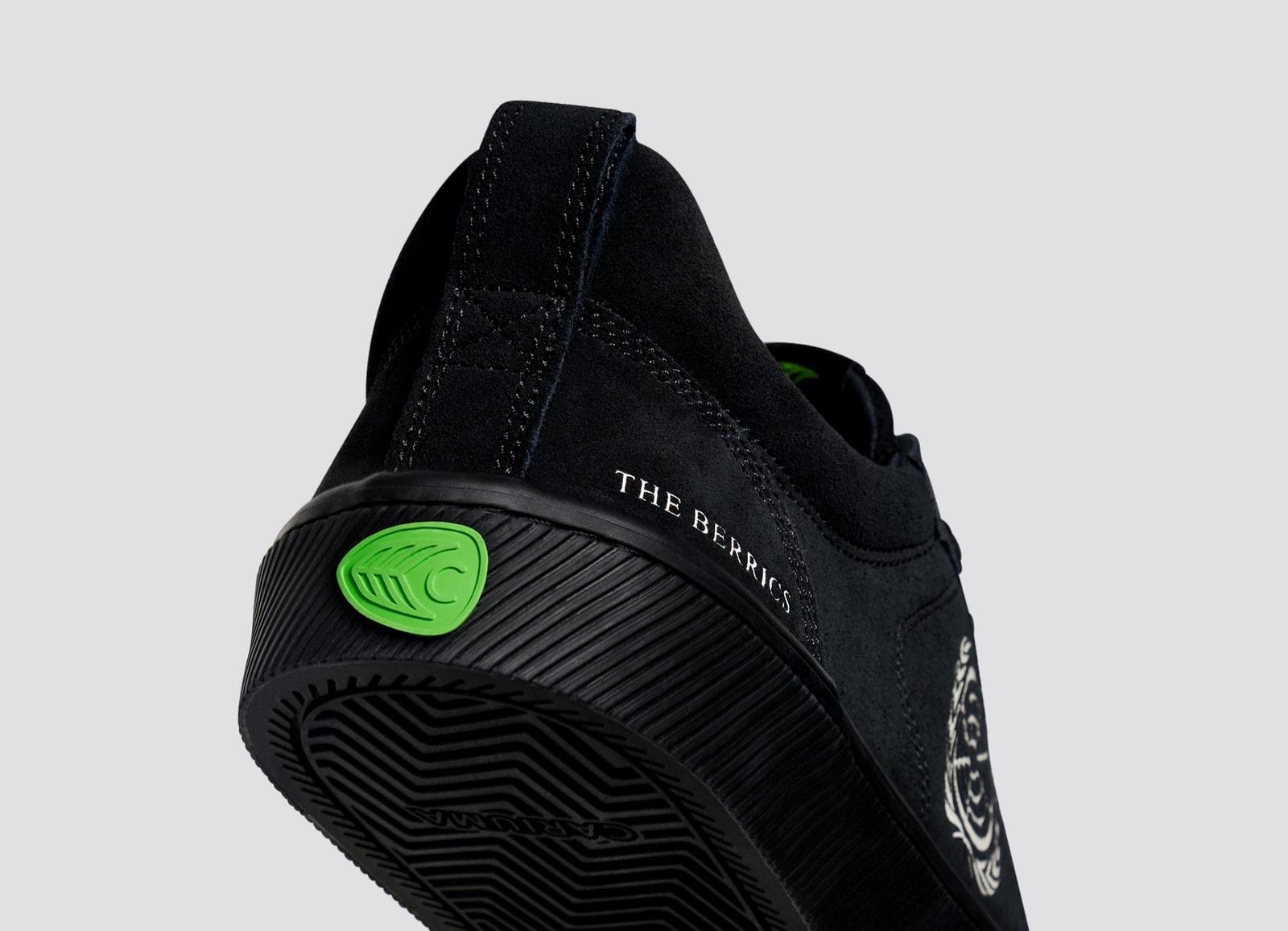 Skateability Meets Sustainability: The Berrics x Cariuma Catiba Pro Collab