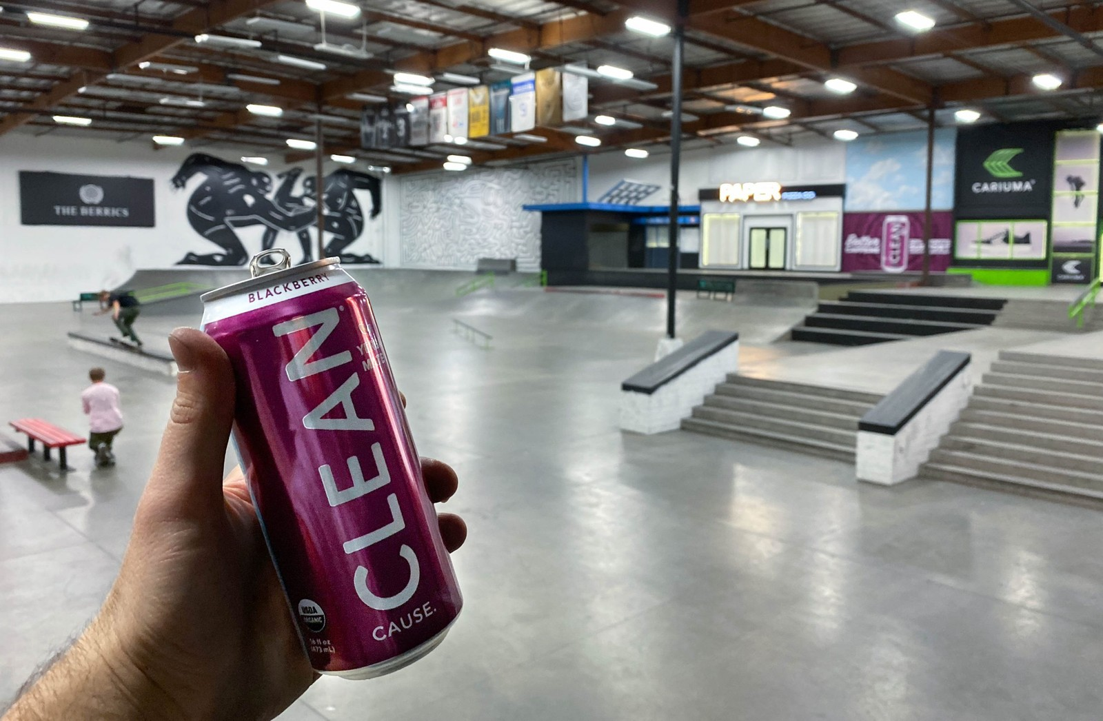 The Berrics And Clean Cause Team Up To Support Alcohol and Drug Addiction Recovery