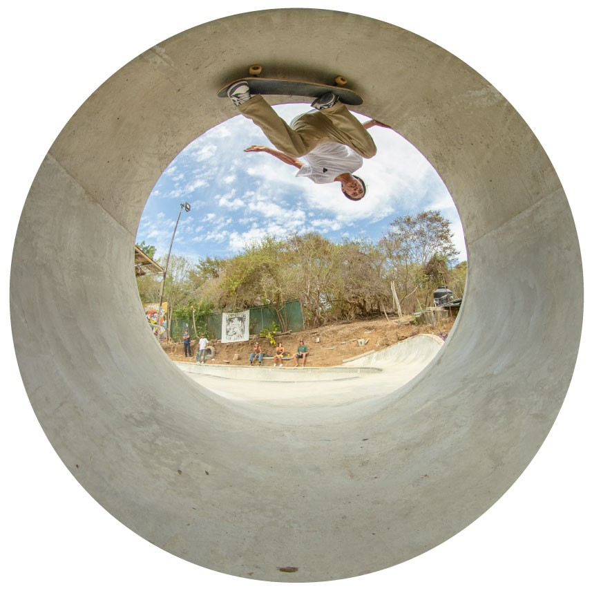 The Heart Supply Builds Skaters Paradise On The Shores Of Mexico