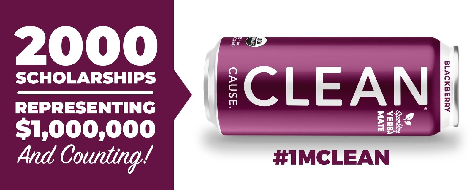 Clean Cause Achieves $1MM Milestone In Drug & Alcohol Recovery Aid