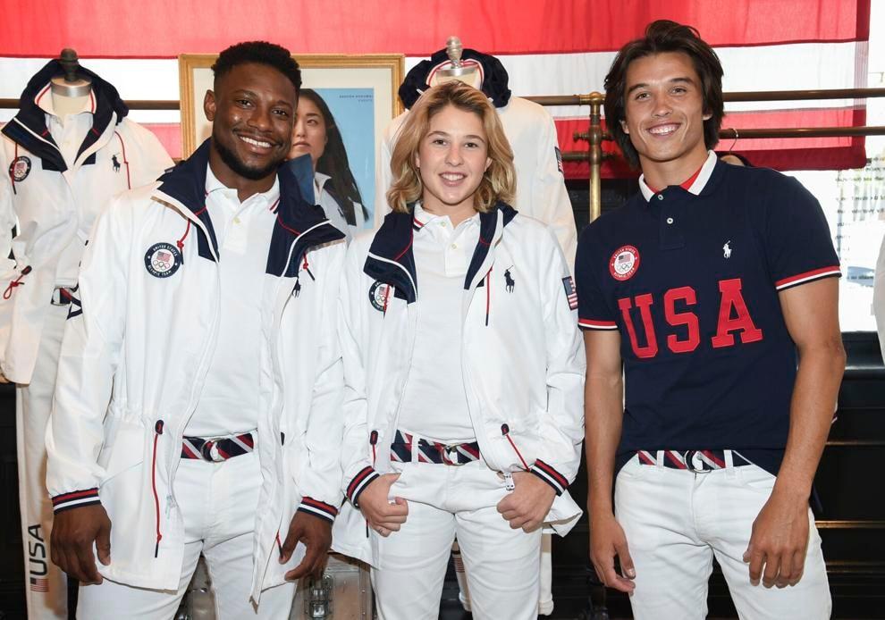 First Look: Team U.S.A.'s Uniforms Designed By Ralph Lauren