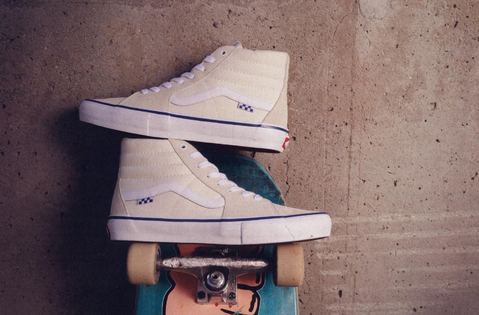 Vans Introduces All-New Skate Classics
