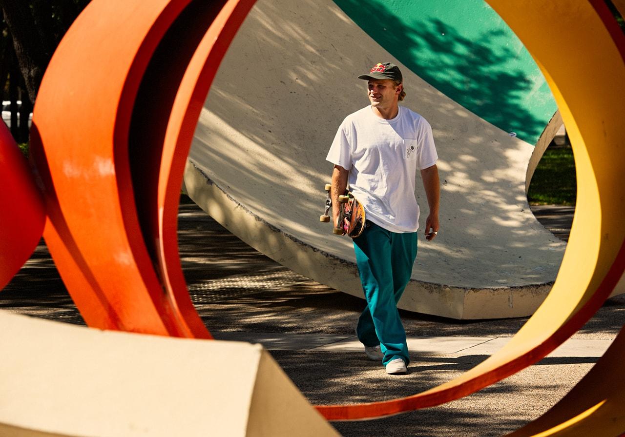 Dickies Skateboarding Jamie Foy Signature Line Collection Shirts tees pants skateboarding