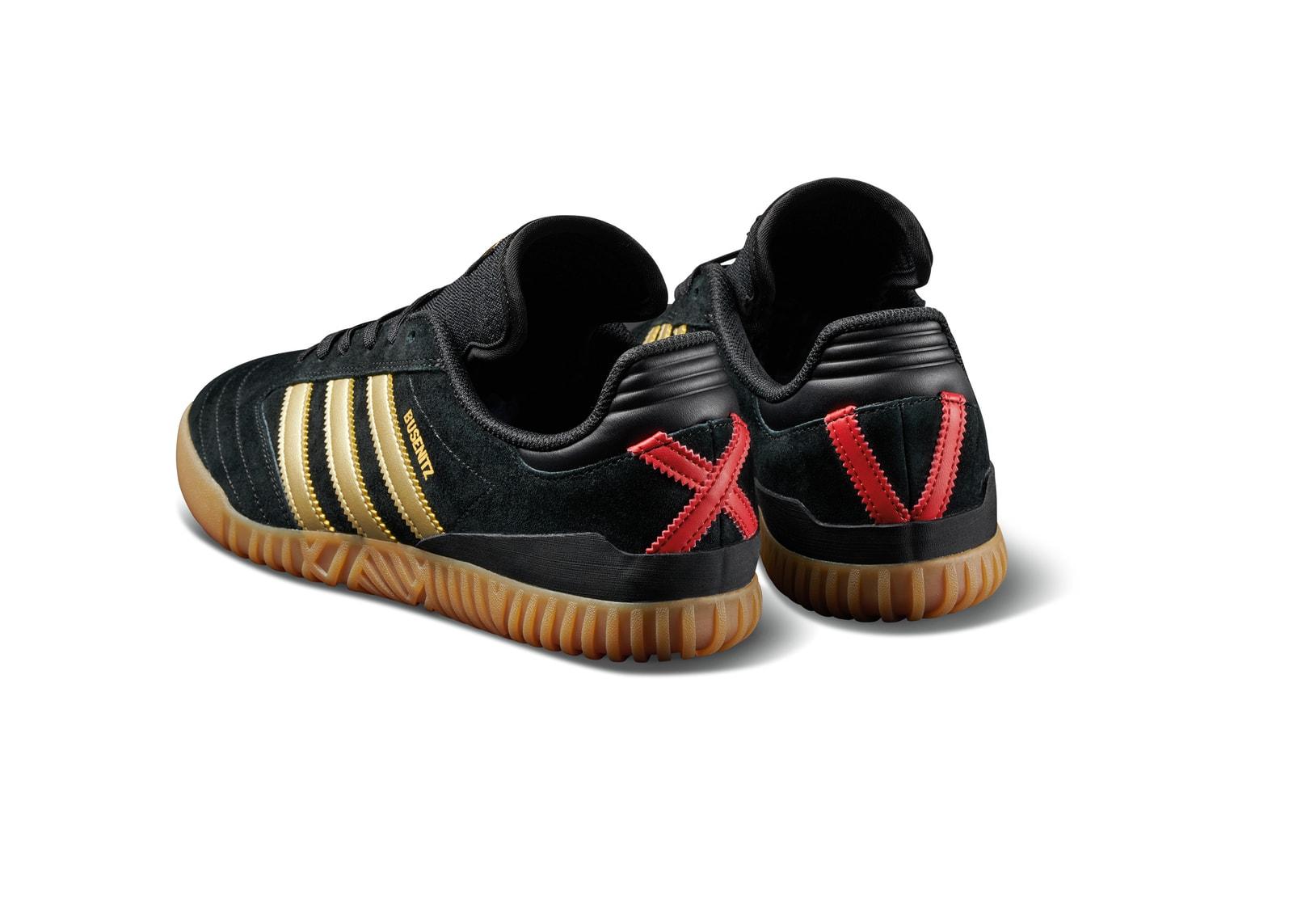 Dennis Busenitz's Adidas Indoor Super 15th Anniversary Shoe Drops Tomorrow