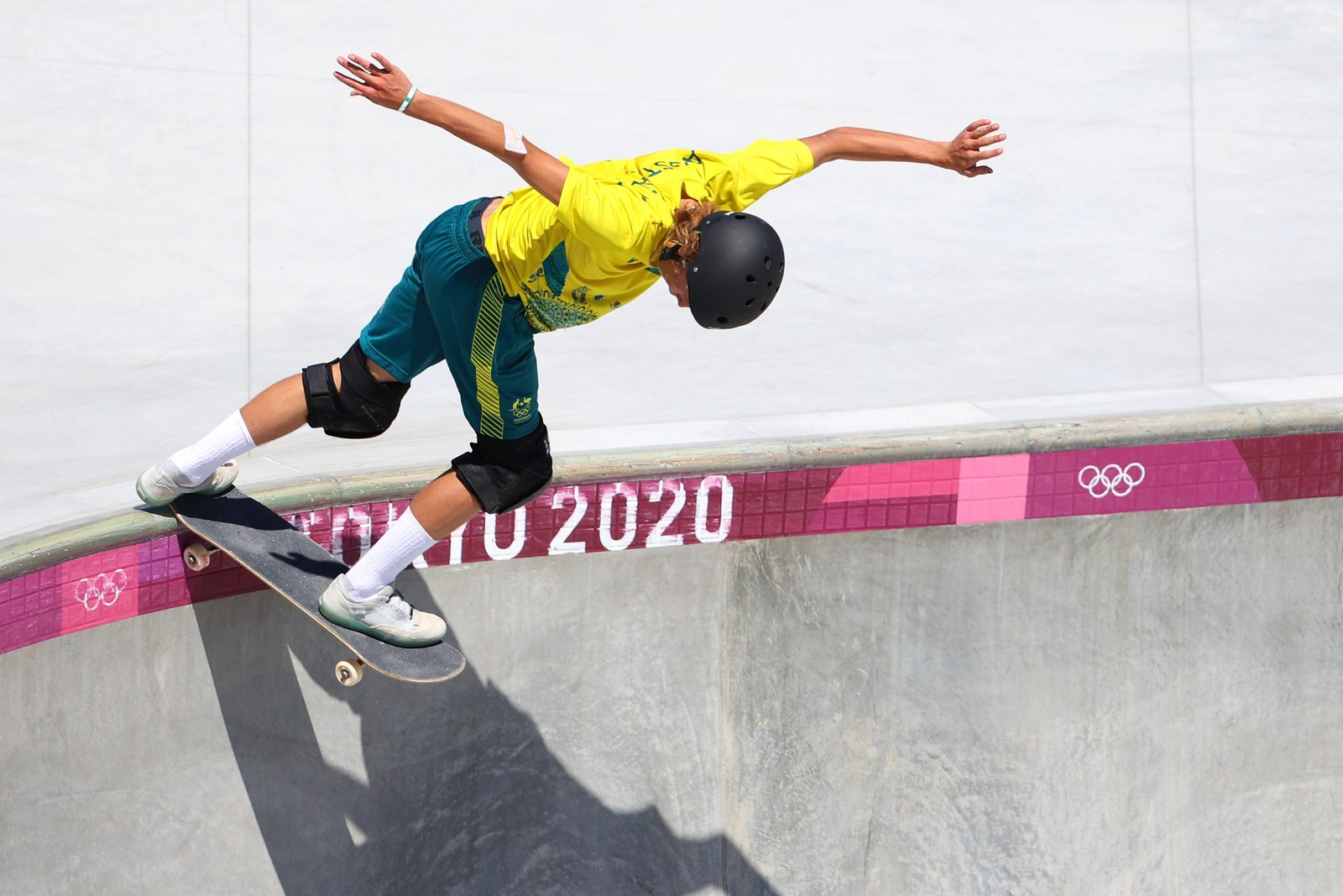Australia's Keegan Palmer Wins Olympic Men's Park Skateboarding Gold