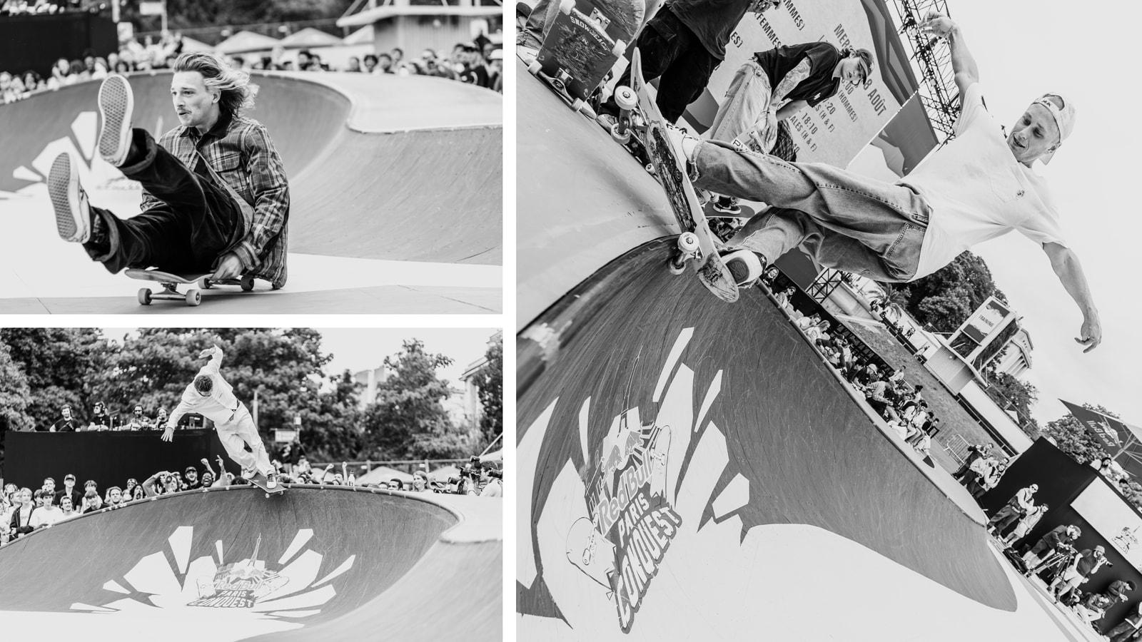 Ben's Lens: Red Bull Paris Conquest