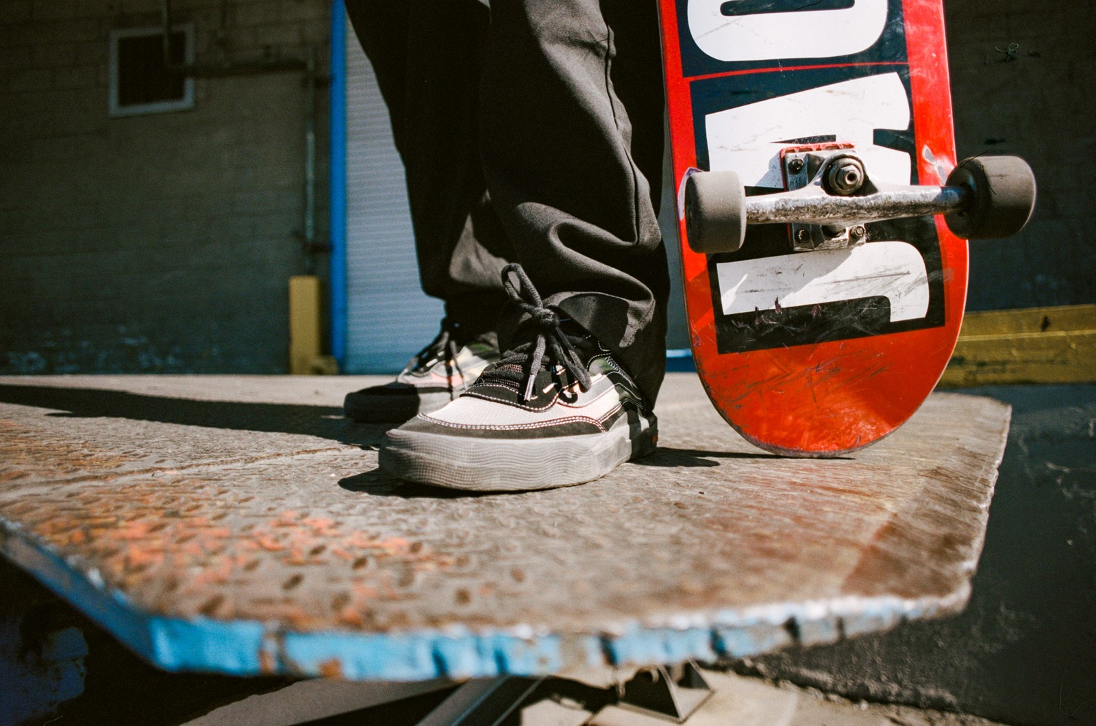 Vans Presents 'The Wayvee': Built from the Ground Up With Tyson Peterson