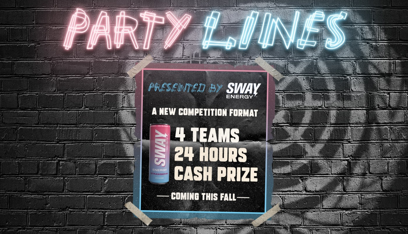 SWAY Energy and The Berrics Partner to Launch Inclusive Community-Focused Competition