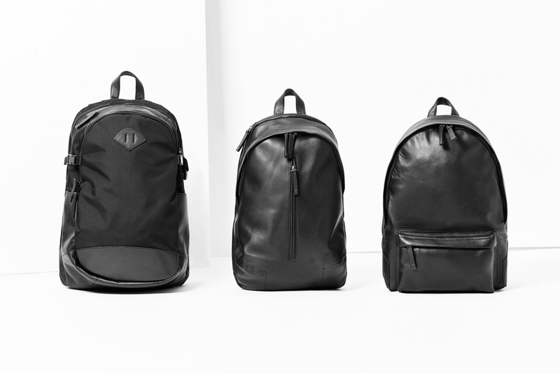 IISE 2015 Fall/Winter Backpacks Collection