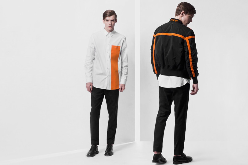 CMMN SWDN 2015 Fall/Winter Collection