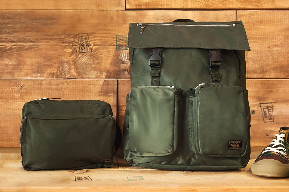 Head Porter 2015 Fall/Winter Accessories New Arrivals